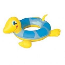 Круг надувной для плавания 61см Черепашки