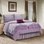Комплект постельного белья Семейный поплин люкс 5302