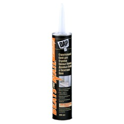 Клей жидкие гвозди DAP для влажных помещений 305мл 25420/31017