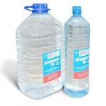 Вода дистиллированная 1,0л Glanz