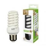 Лампа энергосберегающая ECON FSP 20 Вт E27 2700K А60