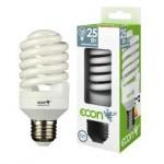 Лампа энергосберегающая ECON FSP 25 Вт E27 4200K А60