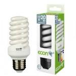 Лампа энергосберегающая ECON FSP 20 Вт E27 4200K А60