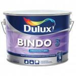 Краска латексная Bindo- 3 1,0л бел.