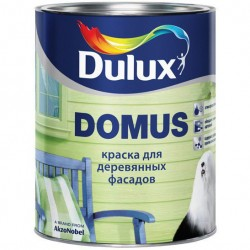 Краска масляно-алкидная для деревянных поверхностей DOMUS база С 2,3л