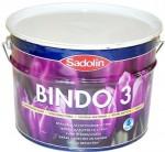 Краска латексная Bindo- 3 5л 81-68003-05