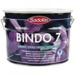 Краска латексная Bindo- 7 10л мат. 81-68005-10