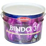 Краска латексная Bindoplast-3 2,5л бел. 81-68003-03