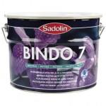 Краска латексная Bindoplast-7 2,5л мат. 81-68005-03