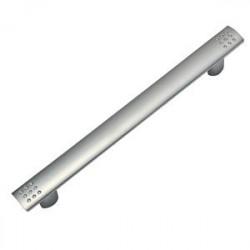 Ручка-скоба 1291 SATIN CHROME 96мм