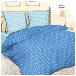 Комплект постельного белья евро Спал Спалыч Бетти 4080-2