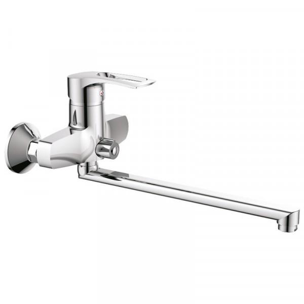 смеситель для ванны list ls 31 излив 300 мм argo смеситель для ванны и умывальника omega 1 2 керамический картриджный плоский излив 325 мм