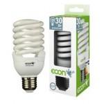 Лампа энергосберегающая ECON FSP 30 Вт E27 4200K A60