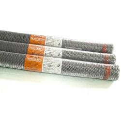 Сетка металлическая Streck 30-ZnH оцинкованная, жесткая, ячейка 30*30 1х15м