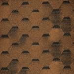 Черепица гибкая TILERCAT Прима, коричневый (3кв.м.)