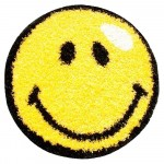 Ковер 0,67*0,67м FANTASY дизайн 12003-150 круг желтый
