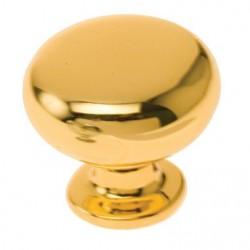 Ручка-кнопка EDSON 8110 Gold