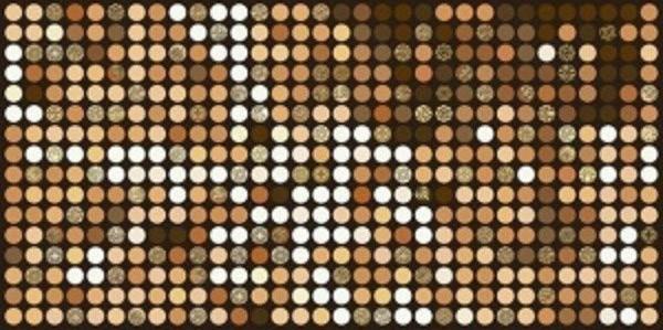 декор 25*50 кристи коричневый