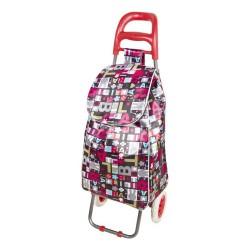 Тележка с сумкой A204 ПАРИЖ, 30кг 093541
