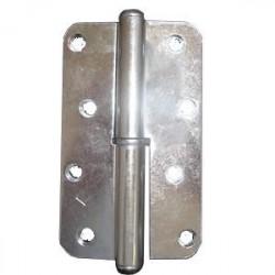 Петля накладная УФ ПН1-110 правая (без покрытия)