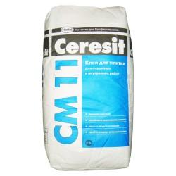 Клей для плитки Ceresit CM 11, 5 кг