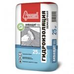 Гидроизоляция обмазочная Акващит W6 25кг