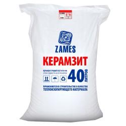Керамзит фракции 5-10 фасованный ZAMES 24кг