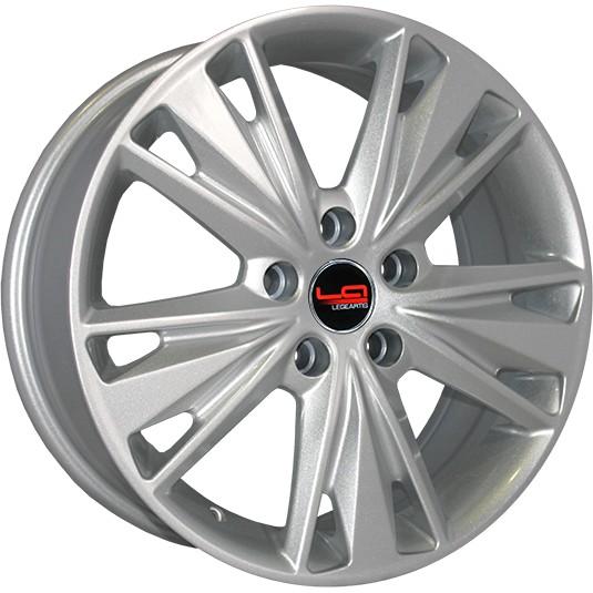 Фото - диск legeartis concept-ty543 7 x 17 (модель 9189173) диск legeartis concept opl516 7 x 17 модель 9133516