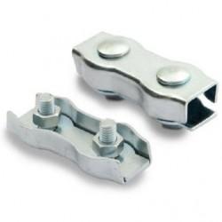 Зажим для троса Duplex 3 мм (2 шт)