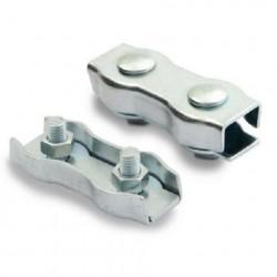 Зажим для троса Duplex 4 мм (1 шт)
