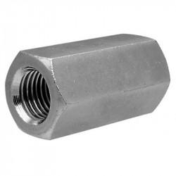 Гайка DIN6334 соединительная оцинк. М10 (2 шт)