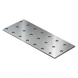 Пластина соединительная-100х200 x 2,0