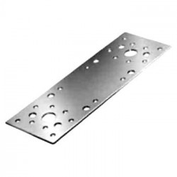 Пластина  соединительная оцинк. 400х40х2,0 мм