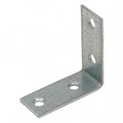 Уголок мебельный оцинк. 19х19х12х2,0 мм (5 шт)