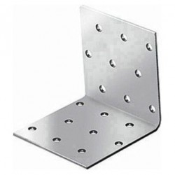 Крепежный угол равносторонний-40Х60х60 x 2,0