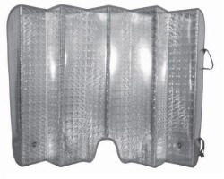 Шторка солнцезащитная (на лобовое стекло) AVS-111М 145х70см