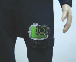 Крепление для action-камеры АС-5510 на ногу