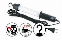Переносной светильник CD306B 30LED 220 В
