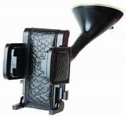 Держатель телескопический АН-4929-C для сотовых телефонов /КПК/GPS