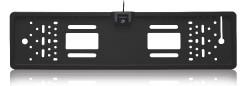 Камера заднего вида парковочной системы в рамке номерного знака PS-815
