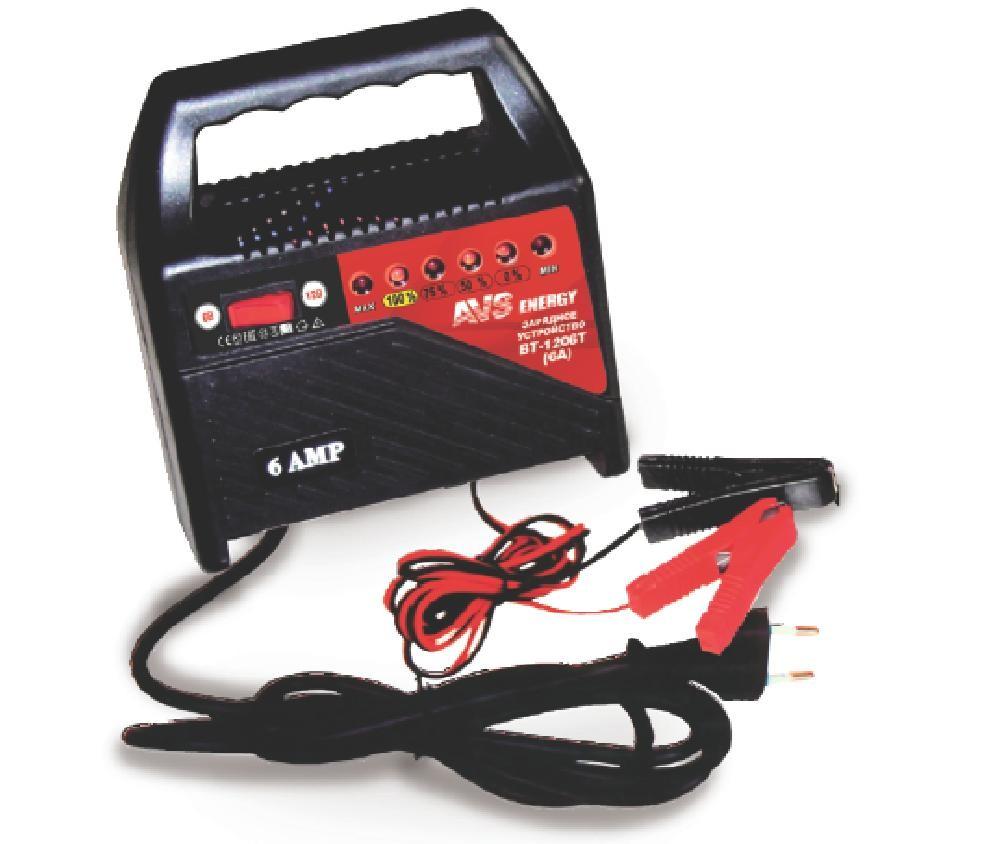 Недорогое зарядное устройство 126 Вольта 3 Ампера