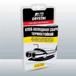 Клей холодная сварка термостойкий (глушитель) 55 гр. AVK-109