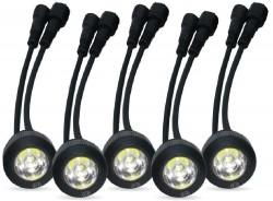 Дневные ходовые огни (DRL) Light AVS DL-5A (5W, 5 светодиодов х 2шт)