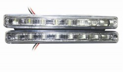 Дневные ходовые огни (DRL)Light AVS DL-8S (1,2W,8 светодиодов х 2шт)