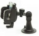 Держатель телескопический АН-2121-C  для сотовых телефонов /КПК/GPS