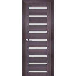 Полотно дверное Simple 1 ДО 600 венге
