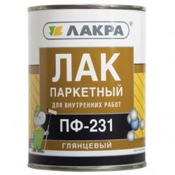 Лак ПФ-231 1,8кг Л-С паркетный