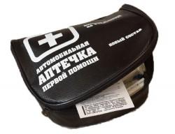 Аптечка автомобильная (полный состав) сумочка