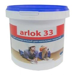 Клей универсальный Forbo 33 дисперсионный Arlok 4,0кг 55013