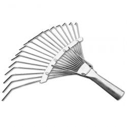 Грабли веерные проволочные оцинк. ГВ С662